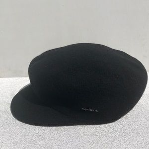 KANGOL Wool Mau  Men Cap size XL